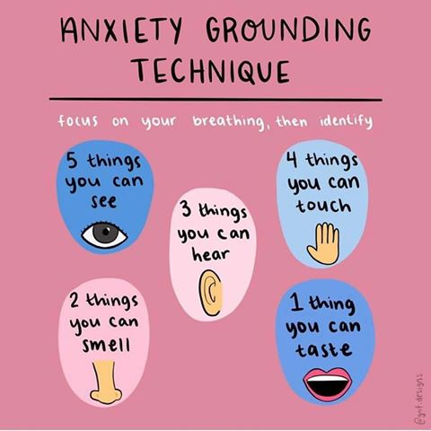 10 ultimate Grounding Techniques to cope up with PTSD and Panic Attacks