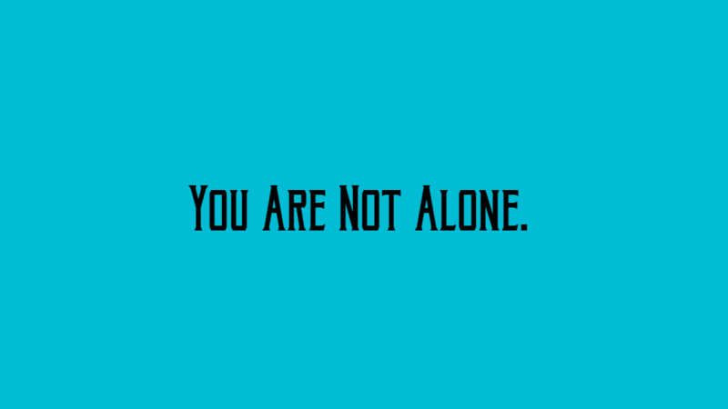 So, here are some suicide and depression helpline numbers